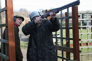 We guarantee you will hit clay pigeons consistently